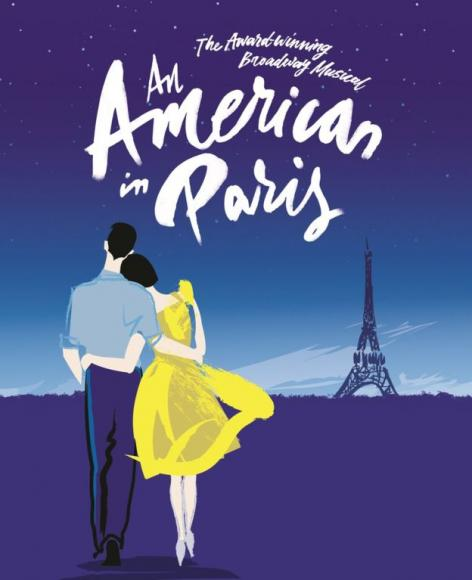 An American in Paris at Saeger Theatre - New Orleans