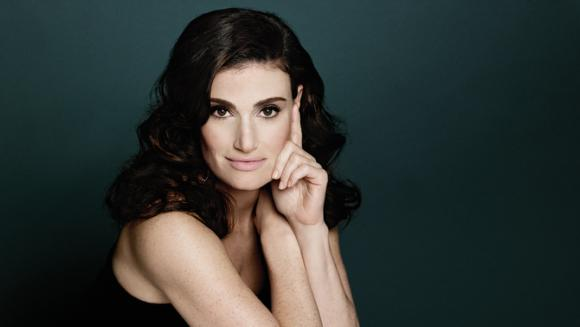 Idina Menzel at Saeger Theatre - New Orleans