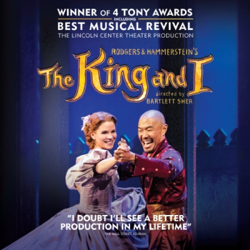 Rodgers & Hammerstein's The King and I at Saeger Theatre - New Orleans