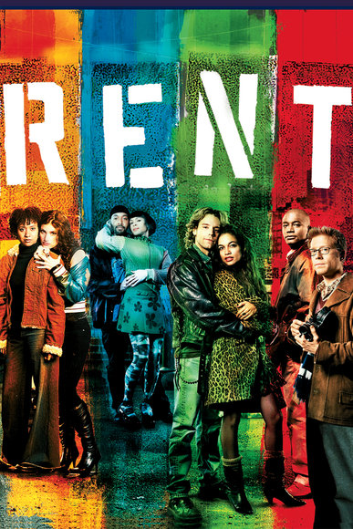 Rent at Saeger Theatre - New Orleans