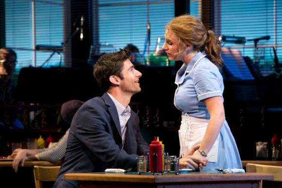 Waitress at Saeger Theatre - New Orleans