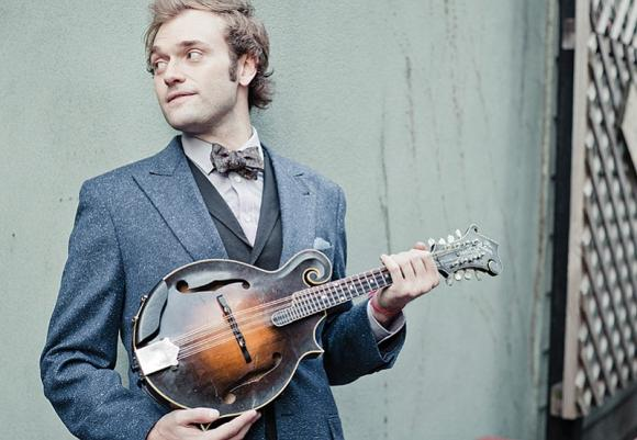 Chris Thile: A Prairie Home Companion at Saeger Theatre - New Orleans