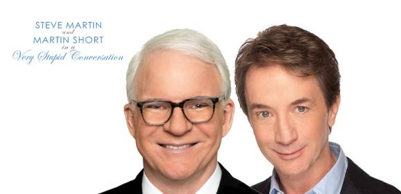 Steve Martin & Martin Short at Saeger Theatre - New Orleans