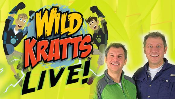 Wild Kratts - Live at Saeger Theatre - New Orleans