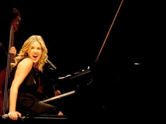 Diana Krall at Saeger Theatre - New Orleans