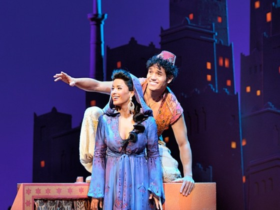 Aladdin at Saeger Theatre - New Orleans