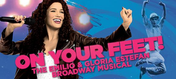 On Your Feet at Saeger Theatre - New Orleans