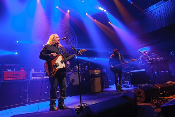 Gov't Mule at Saeger Theatre - New Orleans