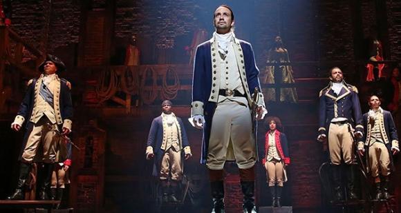 Hamilton at Saeger Theatre - New Orleans