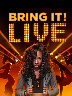 Bring It! Live at Saeger Theatre - New Orleans