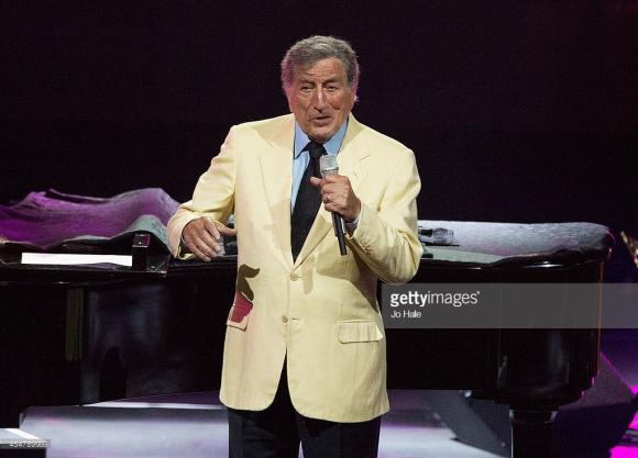 Tony Bennett at Saeger Theatre - New Orleans