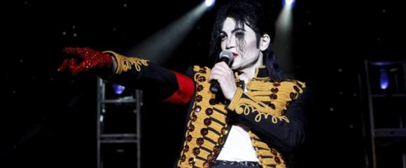 MJ Live - Michael Jackson Tribute at Saeger Theatre - New Orleans
