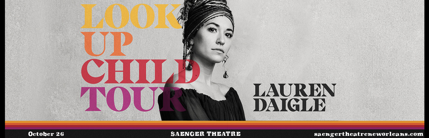 Lauren Daigle at Saeger Theatre - New Orleans
