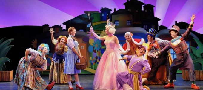 The Wizard of Oz at Saenger Theatre - New Orleans