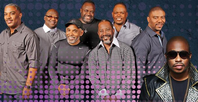 Maze And Frankie Beverly at Saenger Theatre - New Orleans