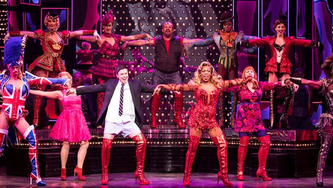 Kinky Boots at Saenger Theatre - New Orleans