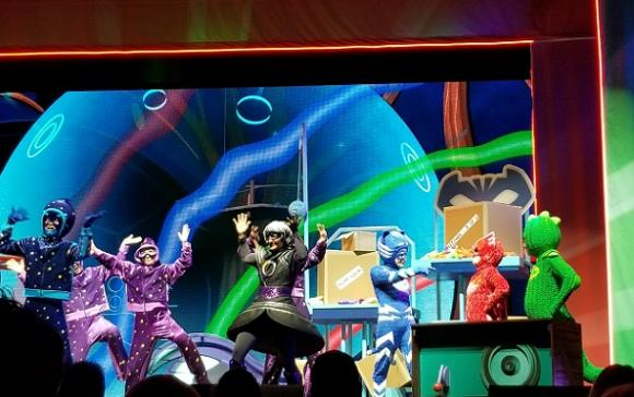 PJ Masks at Saenger Theatre - New Orleans