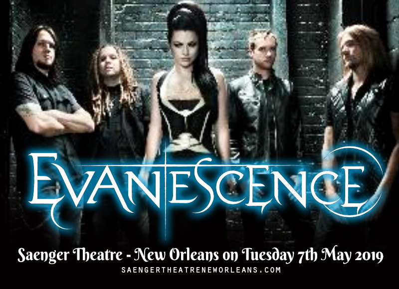 Evanescence at Saenger Theatre - New Orleans