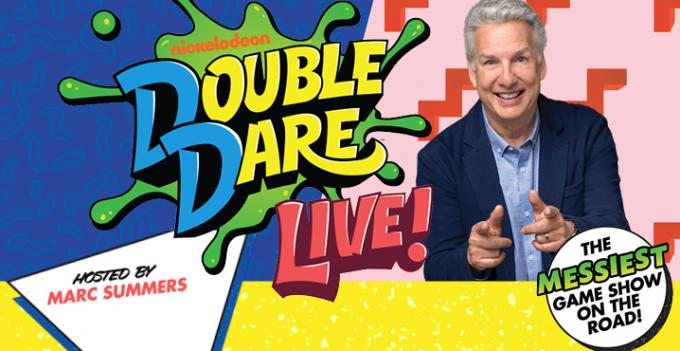 Double Dare - Live at Saenger Theatre - New Orleans