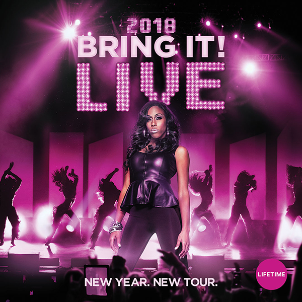 Bring It! Live at Saenger Theatre - New Orleans