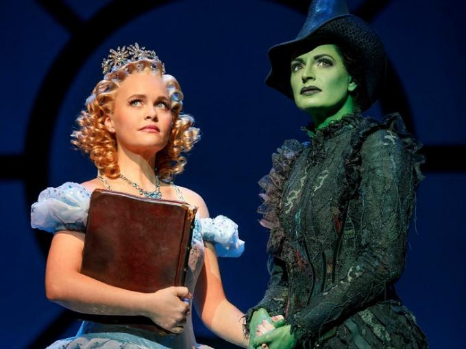 Wicked at Saenger Theatre - New Orleans