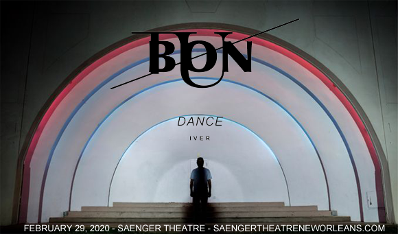 Bon Iver & TU Dance at Saenger Theatre - New Orleans