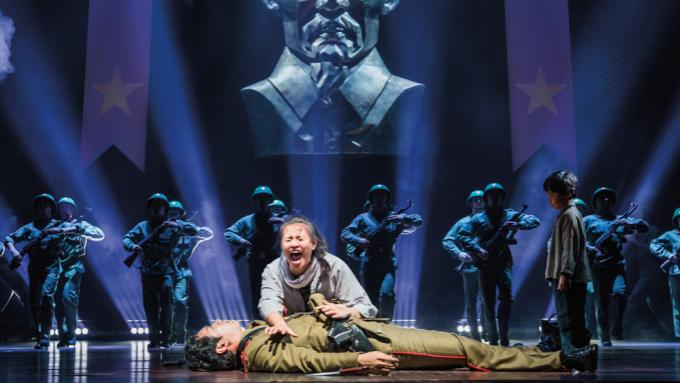 Miss Saigon at Saenger Theatre - New Orleans