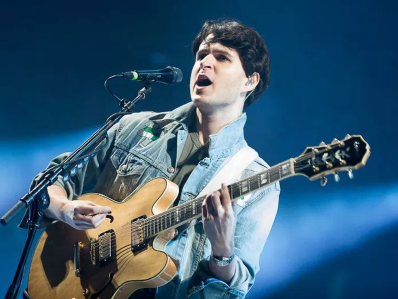 Vampire Weekend at Saenger Theatre - New Orleans