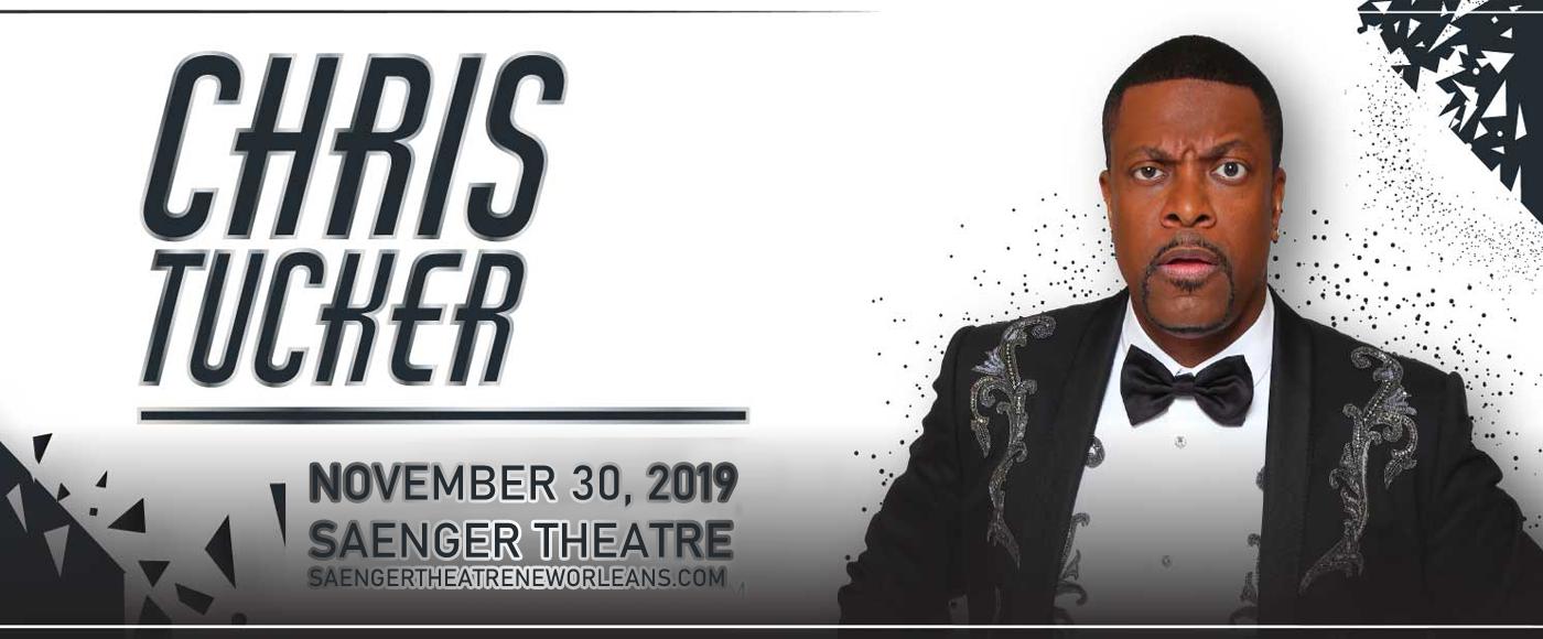 Chris Tucker at Saenger Theatre - New Orleans