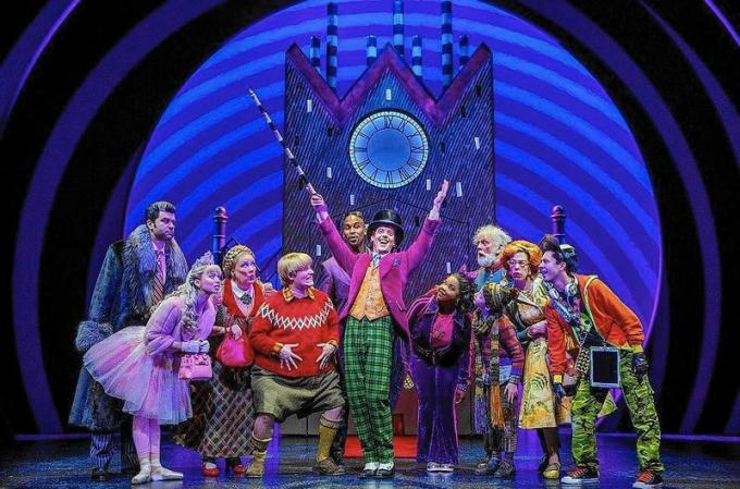 Charlie and The Chocolate Factory at Saenger Theatre - New Orleans