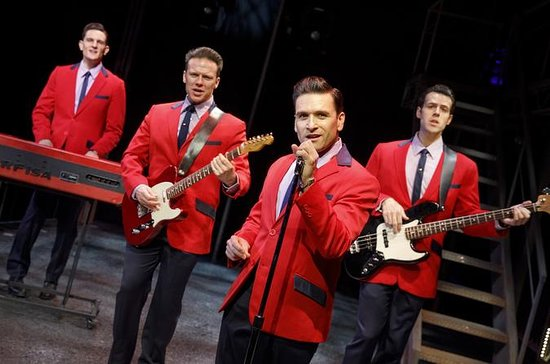Jersey Boys at Saenger Theatre - New Orleans