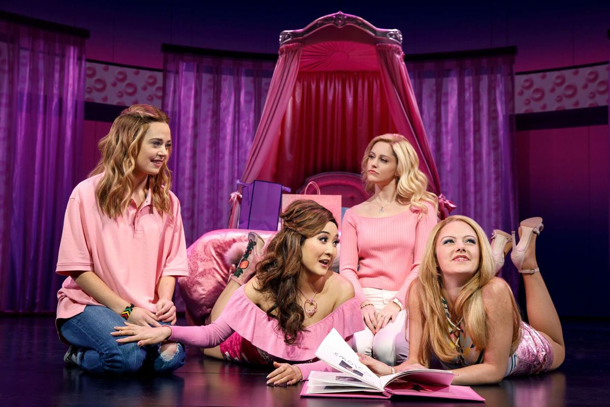 Mean Girls at Saenger Theatre - New Orleans
