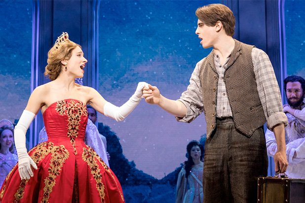 Anastasia at Saenger Theatre - New Orleans