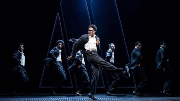 Ain't Too Proud: The Life and Times of The Temptations at Saenger Theatre - New Orleans