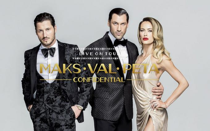 Maks & Val at Saenger Theatre - New Orleans