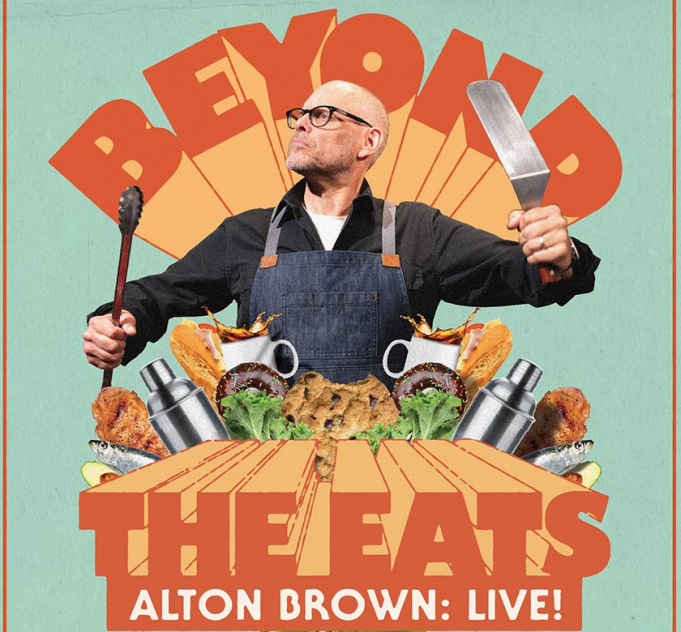 Alton Brown: Beyond The Eats at Saenger Theatre - New Orleans