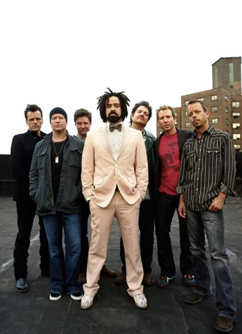 Counting Crows at Saenger Theatre - New Orleans