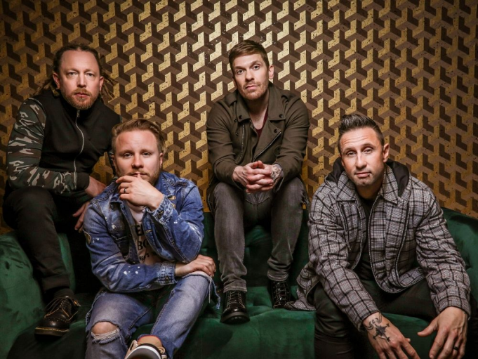 Shinedown at Saenger Theatre - New Orleans