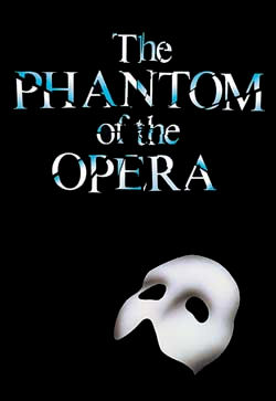 Phantom Of The Opera at Saeger Theatre - New Orleans