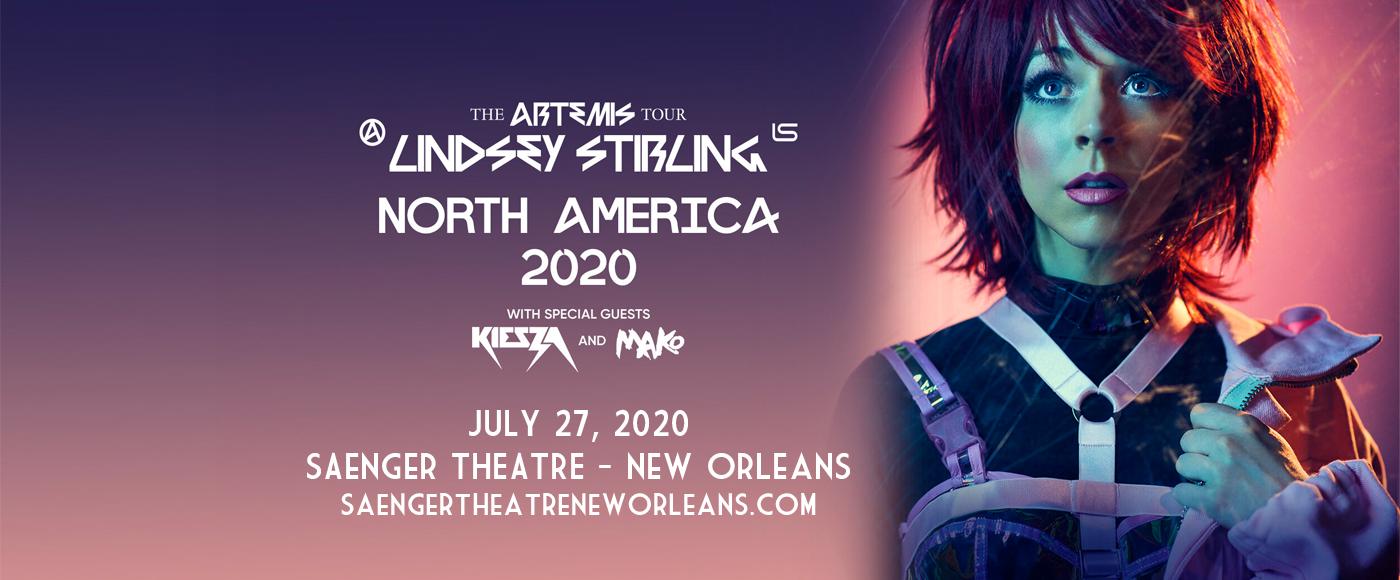 Lindsey Stirling at Saenger Theatre - New Orleans