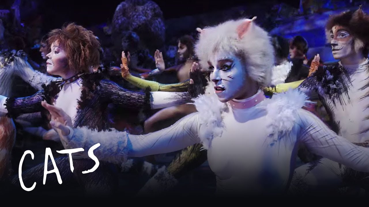 Cats at Saenger Theatre - New Orleans